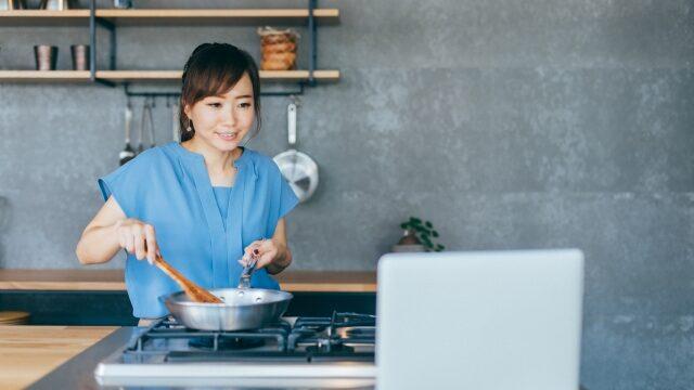 Zoomを使ったオンライン料理教室のやり方を徹底解説|初めてでも安心!